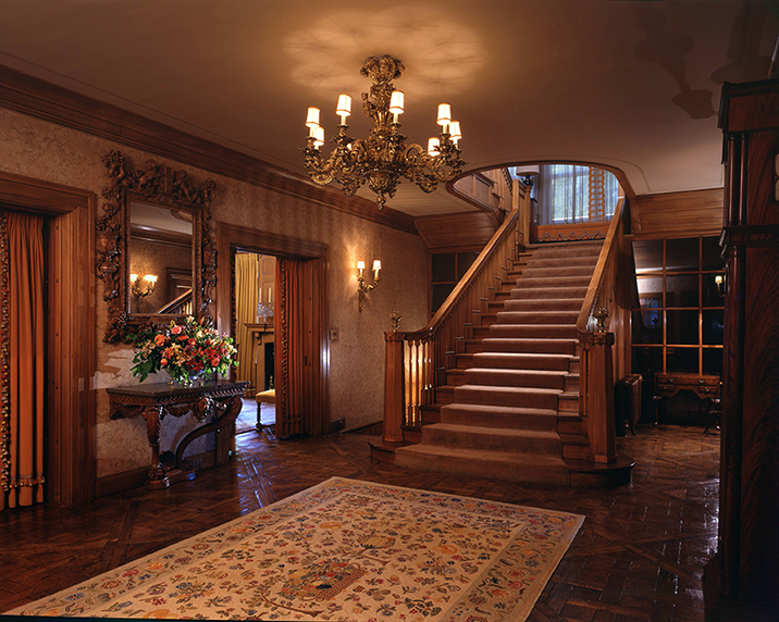 Harrington House Staircase